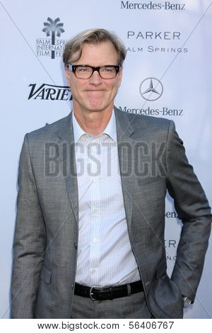 PALM SPRINGS - JAN 5:  John Lee Hancock at the Variety's Creative Impact Awards And 10 Directors to Watch Brunch at Parker Palm Springs on January 5, 2014 in Palm Springs, CA