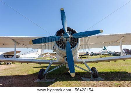 The Antonov An-2 A Soviet Mass-produced Single-engine Biplane