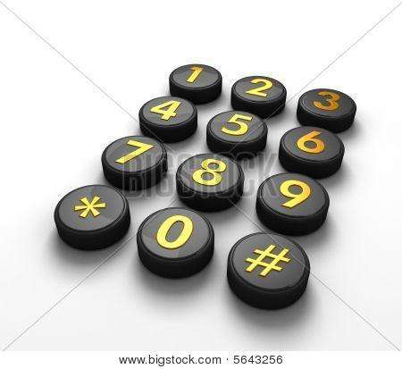 Telekommunikation-Konzept