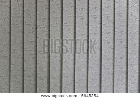 Vertical Blinds Textile Pattern
