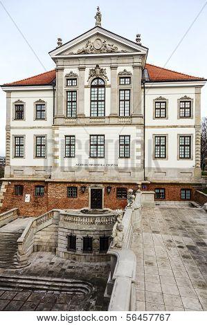 Fryderyk Chopin Museum In Warsaw, Poland