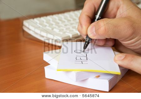 Making Business Note