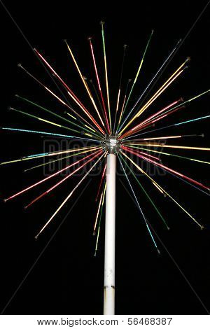 Artificial Fireworks