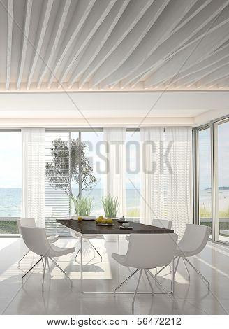 3d Kitchen / Dining Room Interior