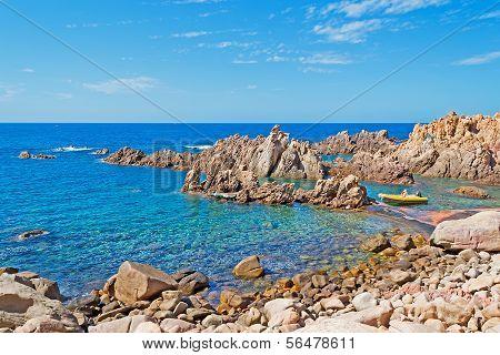 Costa Paradiso Rocky Shore