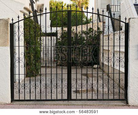 Gates in Spain
