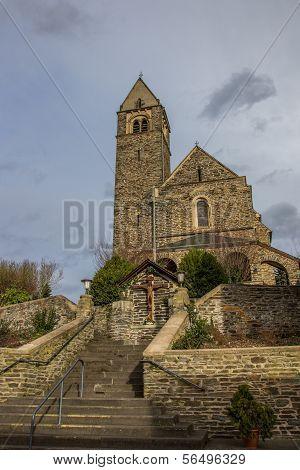 Church Of Traben-trarbach