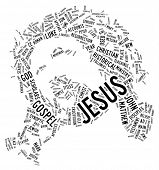 picture of prophets  - Face of Jesus Christ  - JPG