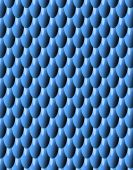 Blue Pattern Bumps