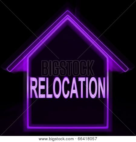 Relocation Home Means New Residency Or Address