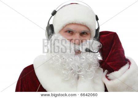 Santa Claus Call Center