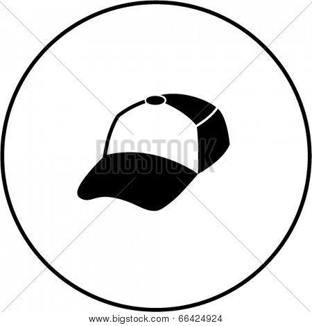 trucker cap symbol