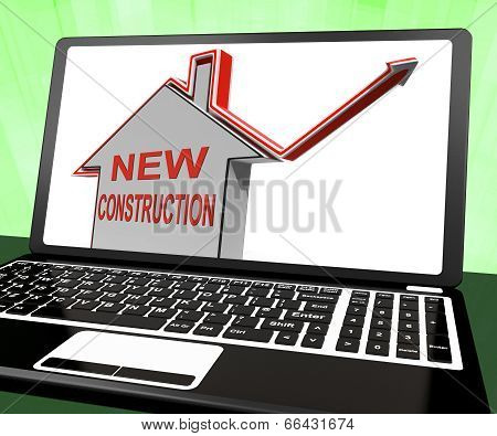 New Construction House Laptop Means Recently Constructed Home