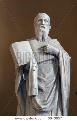 Statue of Saint Cyril