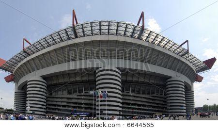 Meazza Soccer Stadium