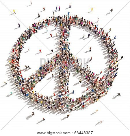 People of peace.
