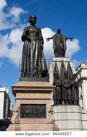 Florence Nightingale Monument
