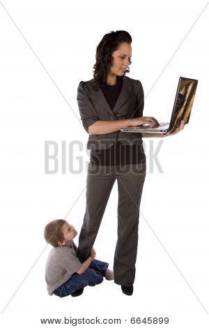 Balancing Work And Son