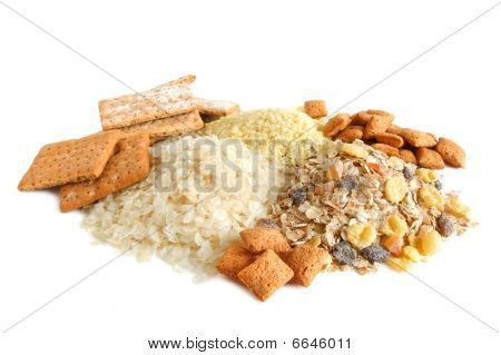 Cereal, Cracker And Muesli