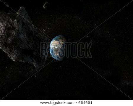 Imminent Asteroid