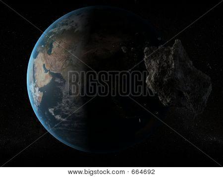 Imminent Asteroid