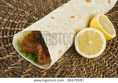 Cigkofte / Turkish Food