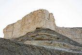 pic of israel israeli jew jewish  - beautiful photos of dead sea cliffs - JPG