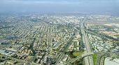 pic of united states marine corps  - Aerial view of Midway District neighborhood and San Diego International Airport  - JPG