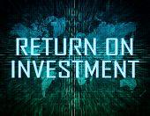 Постер, плакат: Return On Investment