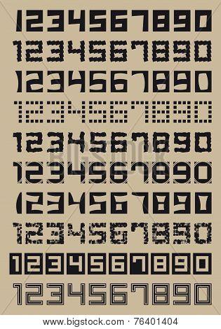 Simple Numerals