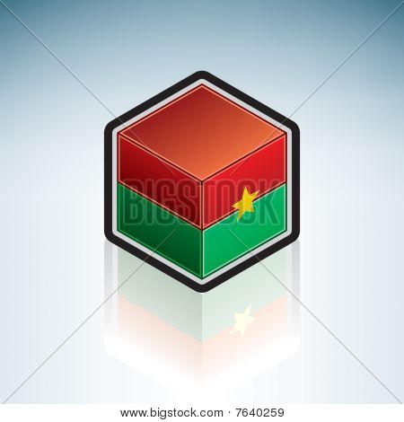 Burkina Faso { Africa }