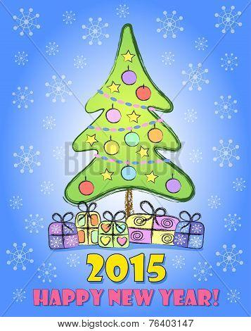 Happy New Year ?ard