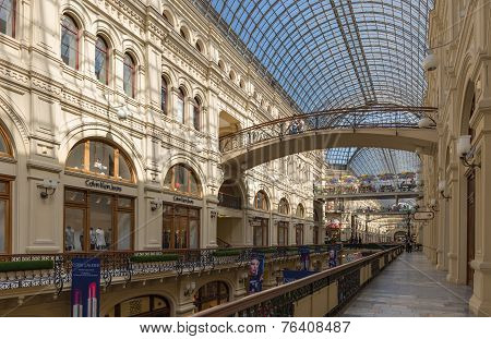 Main Moscow Department Store