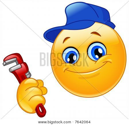 Plumber Emoticon