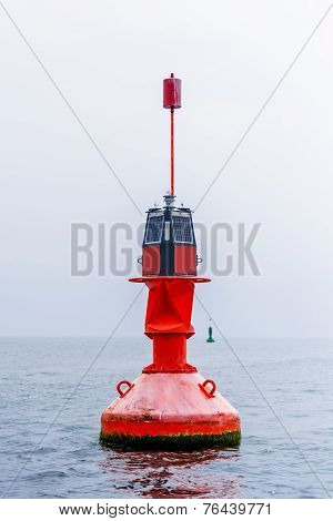 Red Harbor Entrance Buoy