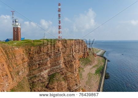 Towers On Helgoland