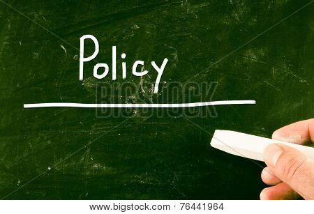Policy Concept