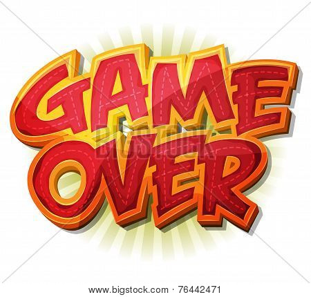 Game Over Icon For Ui Game