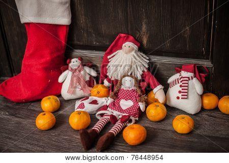 Handmade Christmas Toys