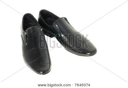 Classic Men's Patent-leather Shoes