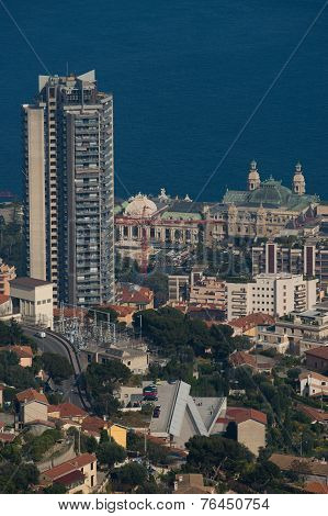 View Over Montecarlo