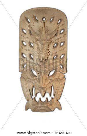 Ifugao Spirit Mask