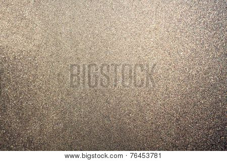 Abstract Platinum Dust Or Sand Background