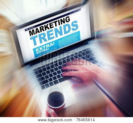 Marketing Trends Online Digital Concepts