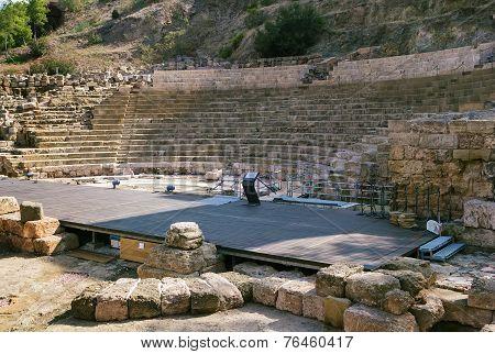 Roman Theatre, Malaga