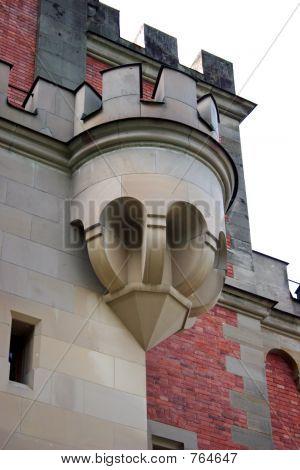 Castle Balcony
