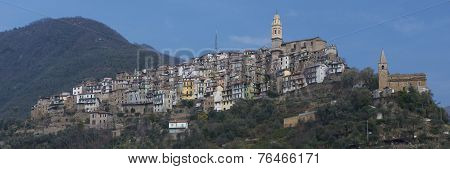 Montalto Ligure, Village In Argentina Valley