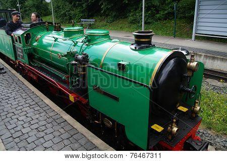 Dresden Park Railway - Dresdner Parkeisenbahn