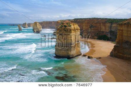 Twelve Apostles In Port Douglas, Australia