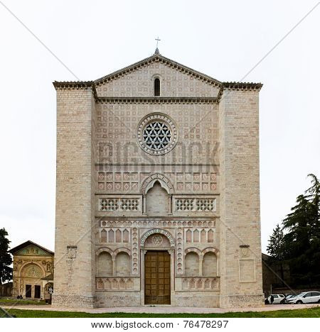 The Oratory Of San Bernardino In Perugia,